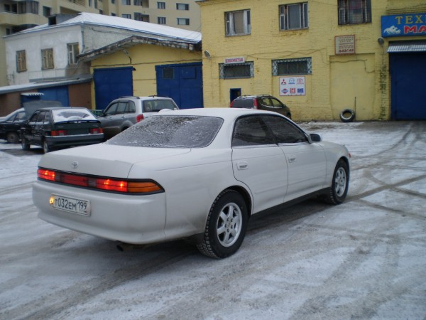 Фотки Toyota Mark II 80-110
