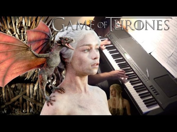Game of Thrones - Light of the Seven (Advanced Piano Cover)